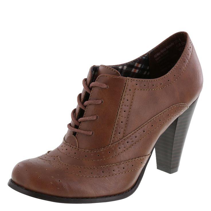 Lastest American Eagle Women39s Shoes BAYLEY TWIST Flat COGNAC  EBay