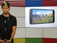 A new Sneak Peek of the Samsung Galaxy Alpha Reports point to an early August release for Samsung's next flagship phone, Google's Workshop wants you to customize your Nexus 5, and are the Google mystery barges no more?