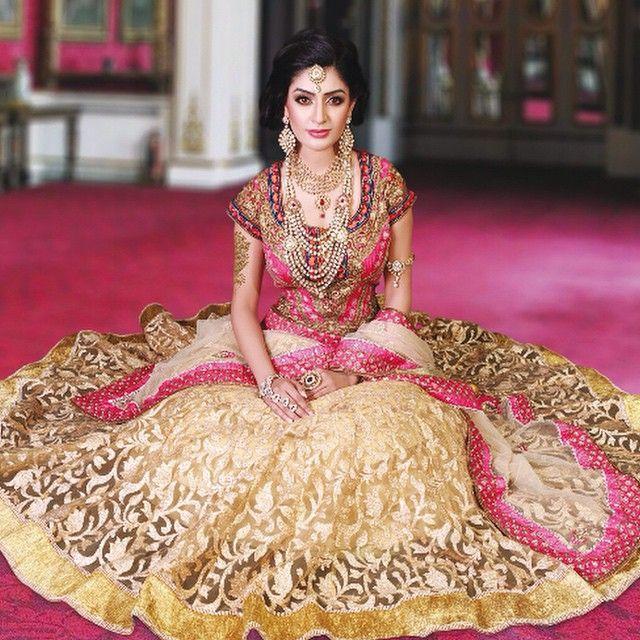 ~ Beautiful #Lehenga, via SecretsOfAPunjabiGirl.Tumbler.com ~