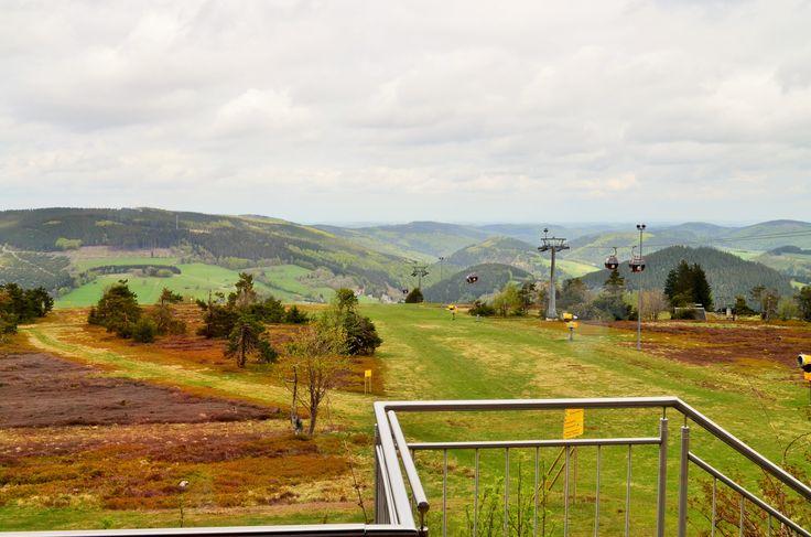 Siggi's Hütte - Aussicht