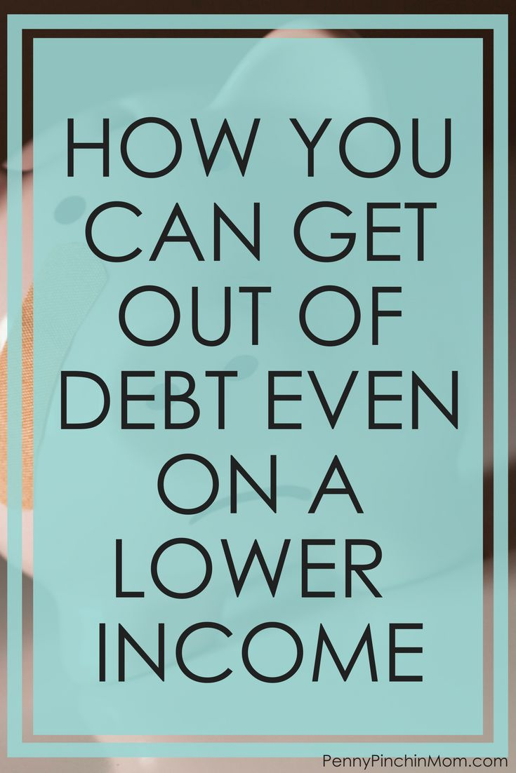 How To Get  Out of Debt on  Lower Income | Eliminate Your Debt | Create a Debt Free Plan | Saving Money |