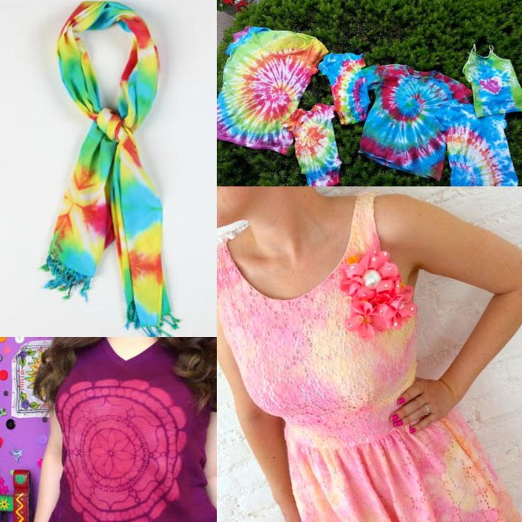 81 best images about tie dye techniques and tutorials on pinterest tie dye ombre shirt and - Technique tie and dye ...