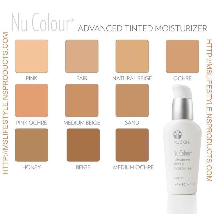 our #bestof #tinted #moisturizer #shades