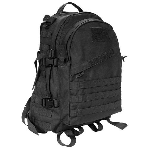 5974b54eb8b2 Flyye MOLLE AIII Backpack Black    Read more at the image link. (This is an  affiliate link)  CampingBackpacksandBags