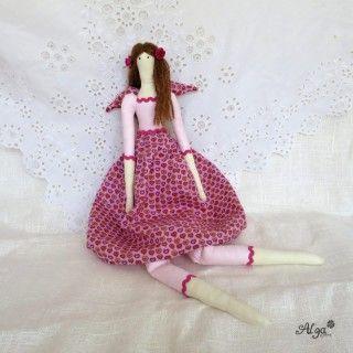 Panenka Andělka Valentýnka