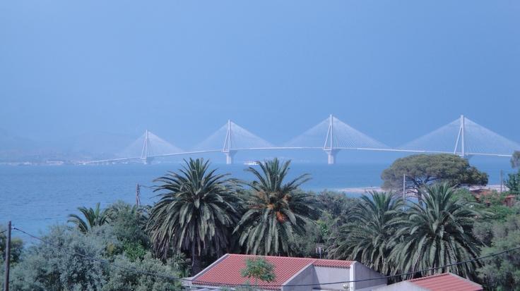 Rio - Antirio bridge
