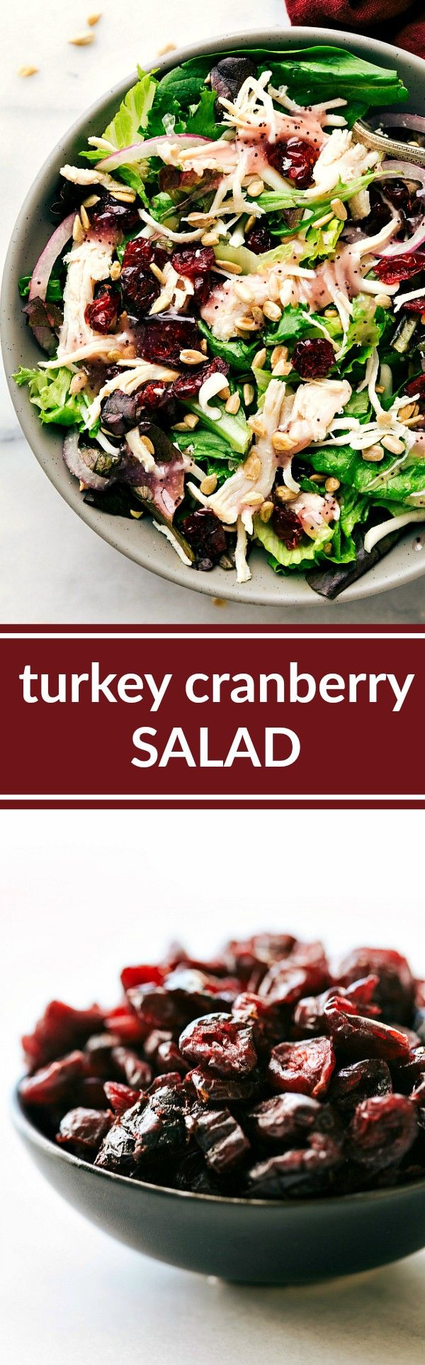 Get the recipe Turkey Cranberry Salad @recipes_to_go