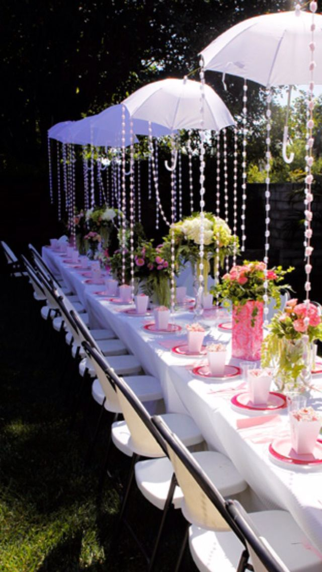 April showers bring May flowers Shower party, Baby