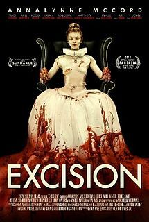 Excision Movie Here is a funny and scary little horror movie.