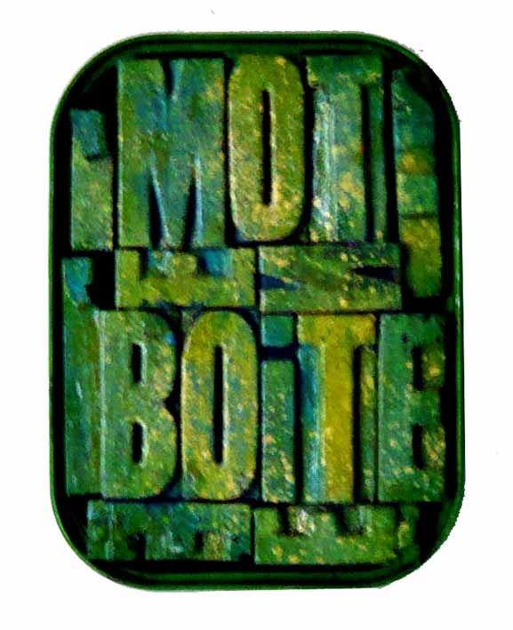 """Les artistes se mettent en boîte       Petit hommage à Nicolas Appert, l'inventeur de la conserve ...  Œuvres réalisées à partir de boîtes à sardines dans le cadre de l'exposition """"Les artistes se mettent en boîte"""" qui s'est déroulée à la galerie Algorithmes en 2010."""