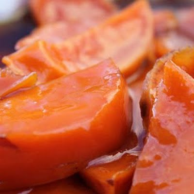 I honestly can't tell you how good these yams are, simply because there are no words to describe it! These are indeed the BEST CANDIED ...