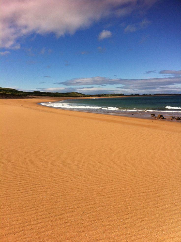 Peterhead Beach