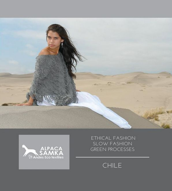 Discover slow fashion with Alpaca Samka's lookbook. Ethnical inspiration and green processes for enjoying fashion and respect enviroment.  #woman #elegant #fashion #slow #enviroment #ecological #clothes #catalog #lookbook