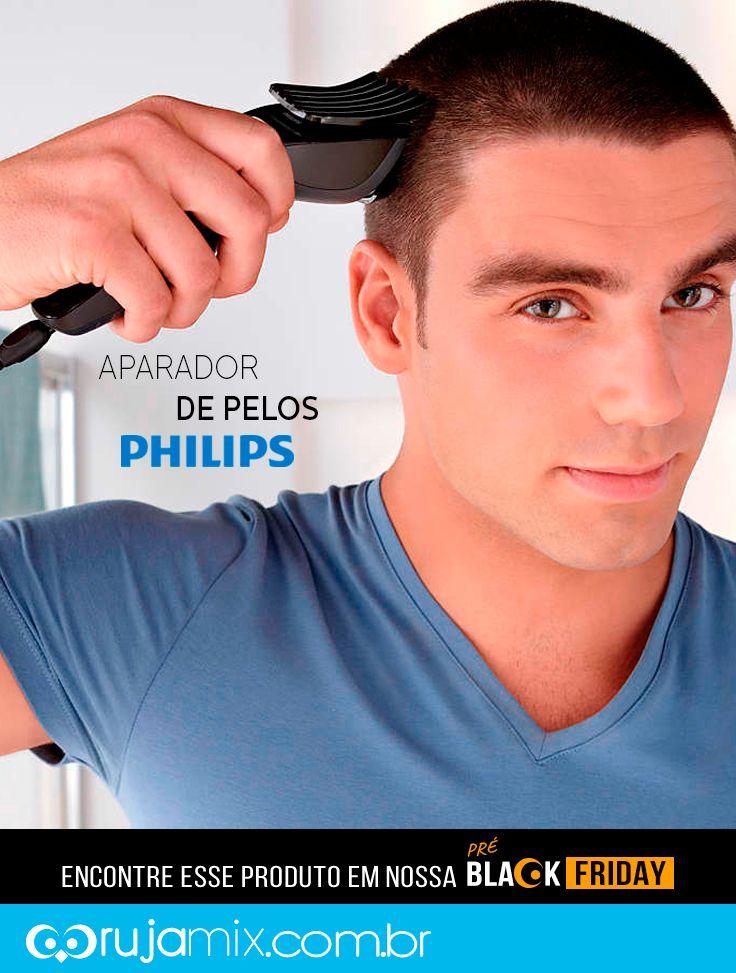 Pensando em você homem moderno, foi desenvolvido o Kit Aparador de Pelos Philips. Ele é uma ferramenta para facilitar o barbear do dia a dia, proporcionando mais agilidade, praticidade e eficiência. Possui diferentes ajustes que vão compor o seu visual e estilo, desde uma barba rente ao rosto até uma aparência mais casual. Aparador de Barba tudo em um, máxima versatilidade para qualquer ocasião. Crie seu estilo perfeito!
