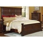 $934.00  PULASKI Furniture - Sedona Valley Bed - 509150