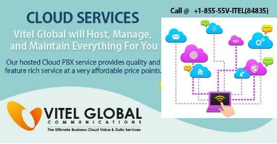 Cloud Services From Vitel Global