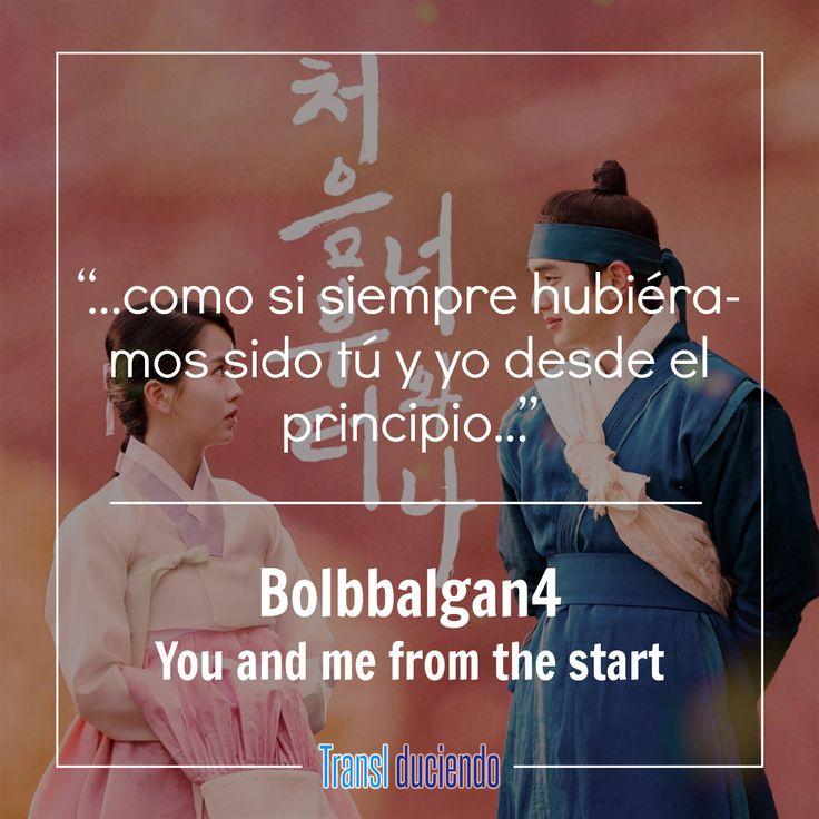 ¡Hola! Hoy traemos una de las canciones que hacen parte del OST del dorama Master of the Mask. Una hermosa letra interpretada por Bolbbalgan4. La puedes disfrutar siguiendo el enlace a continuación: https://goo.gl/4NZfnD #Bolbbalgan4 #YouAndMeFromTheStar #MasterOfTheMask #RulerOfTheMask #OST #Dorama #KPop Si te gustó la traducción por favor ayúdanos a compartirla, también cuéntanos qué otras traducciones te gustaría que hiciéramos.