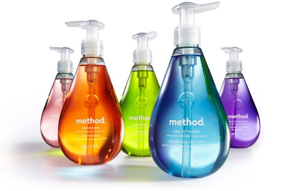 Method Hand Soap available via subscription at www.epantry.com