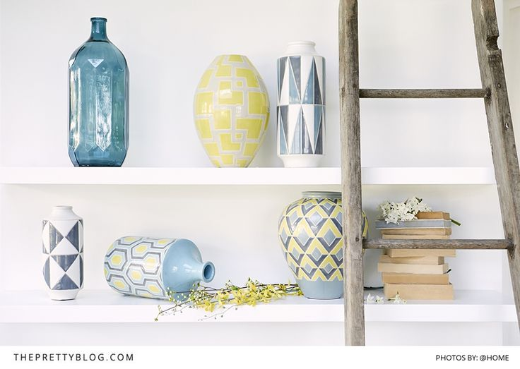 Pastel home decor inspiration from @home's Spring catalogue