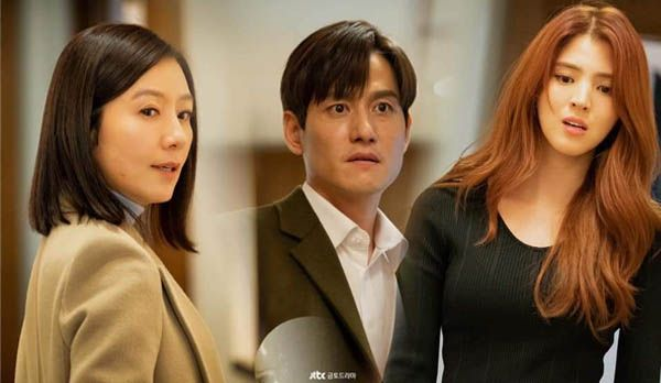 Undecided to Watch The World of the Married Korean Drama | Wifey in 2020 |  Korean drama, Drama, Married couple
