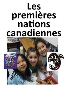 Celebrate the Canadian First Nations with visuals!Don't forget that June 21 is Aboriginal Day in Canada!  Get ready to celebrate this day with your class. French sight words to learn the vocabulary of: Les premires nations du Canada to support your language and social studies units, introduce essential vocabulary, stimulate oral communication and celebrate our wonderful country and heritage.