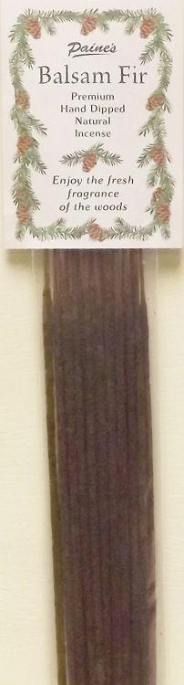 Balsam Fir Incense Sticks  #gifts25andunder #gifts25andunderbedandbath #gifts25andunderjewelry #gifts25andunderunique #lavenderfields