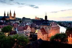 Altstadt von Bamberg ©Bamberg Tourismus und Kongress Service