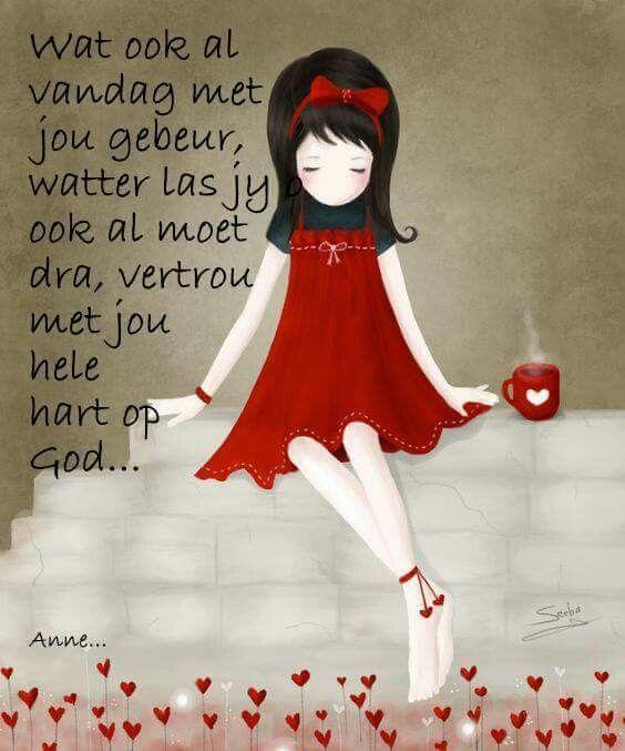 Vertrou op God... #Afrikaans #iBelieve #trust