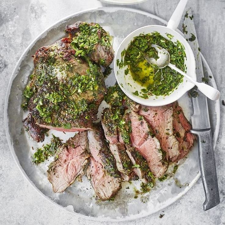 Having friends over this #weekend? Make the most of the #sunshine and wow them with this Indian style mint chutney & barbecued lamb. Find the recipe in the May issue of @bbcgoodfood, out now! ☀️☀️ #bbcgoodfood