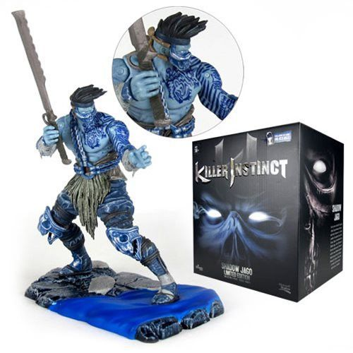 Killer Instinct Limited Shadow Jago 6-Inch Action Figure ( LIMITED EDITION )