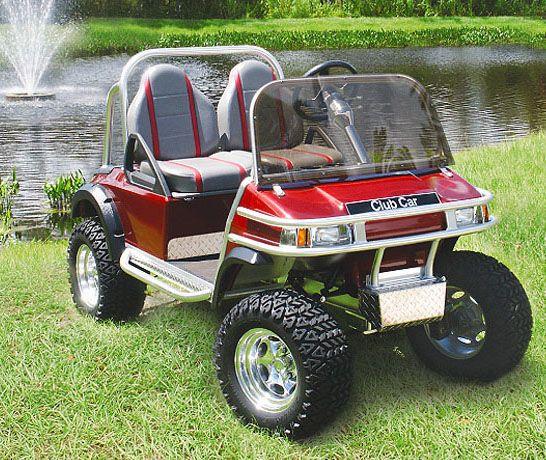 Club Car Club Car Golf Cart Photo Gallery Pimp My Ride Custom