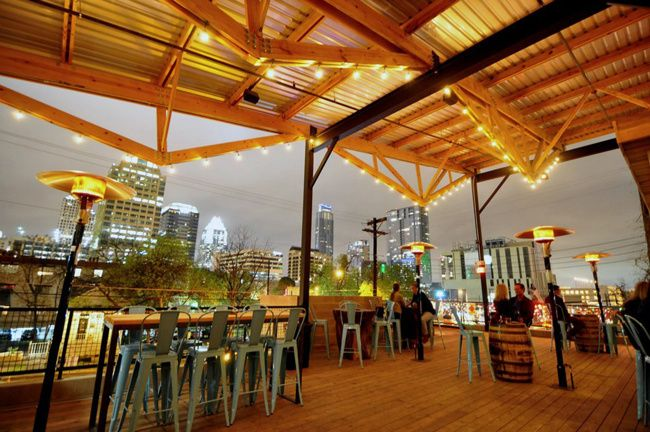 Where to Drink and Eat on a Roof Right Now in Austin - Eater Austin