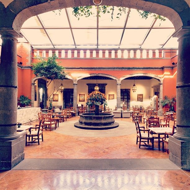 17 best images about haciendas mexicanas for Interiores de restaurantes