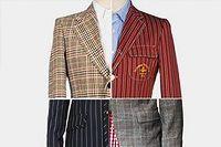 Классика британских денди: блейзер https://mensby.com/style/clothes/2583-british-dandy-blazer  Как выглядеть стильно и круто каждый деть? Настало время почувствовать себя Джеймсом Дином и обзавестись классическим блейзером в крапинку!