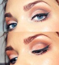 Makeup Tips for Busy Professional Women: Eyeliner, Eye Makeup, Cat Eye, Eye Color, Makeup Tips, Blue Eye, Eyemakeup, Eye Liner, Weights Loss