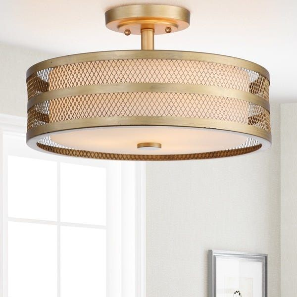 Overstock Com Online Shopping Bedding Furniture Electronics Jewelry Clothing More In 2020 Gold Ceiling Light Gold Ceiling Ceiling Lights