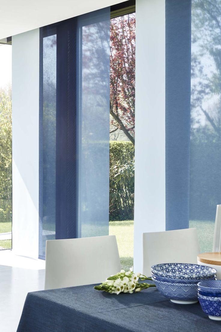 les 20 meilleures images propos de panneau japonais cama eu bleu sur pinterest automne. Black Bedroom Furniture Sets. Home Design Ideas