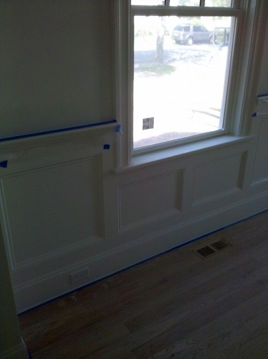 17 Best Images About Wainscoting On Pinterest Craftsman