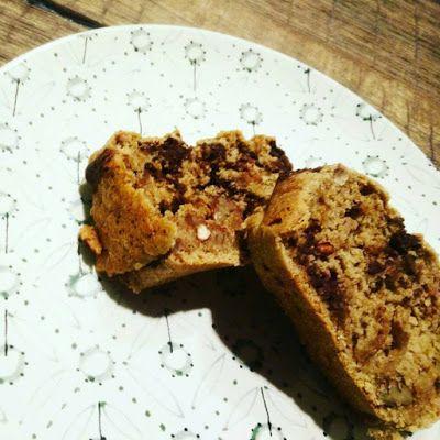 HandsoffmyFOOD!: Oh My Oats: Banana Chip Cookie Oat-bread Voor de #...