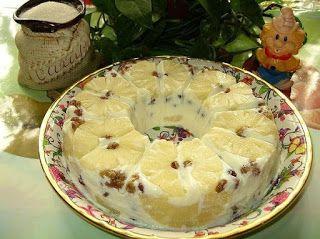 """Лучшие кулинарные рецепты: Творожный десерт """"Старая Рига"""""""