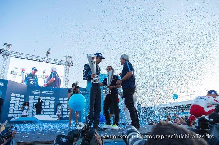 #press #sebastienbuemi won #marrakecheprix #podium #racing #swiss #morocco