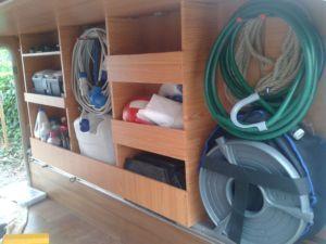 Ho attrezzato il garage, Fai da te camper Interni, idee e suggerimenti per bricolage, manutenzione e miglioramenti da apportare al nostro camper