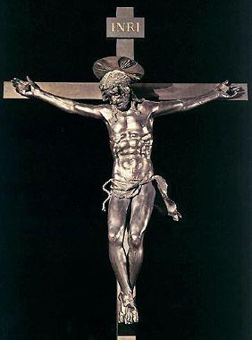 Crucifix by Donatello  1449, Basilica di Sant'Antonio, Padua