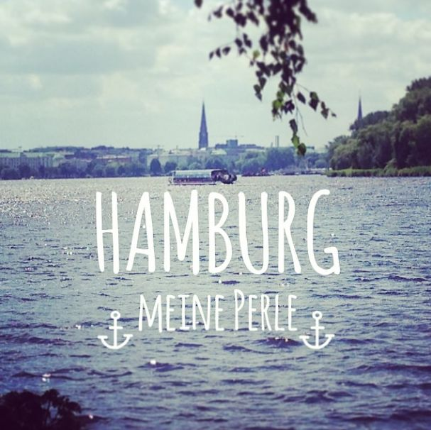 Hamburg * Meine Perle