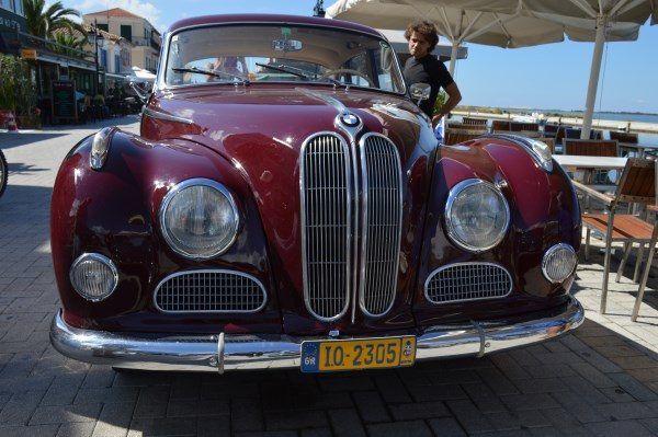 BMW 501/8. 1959.