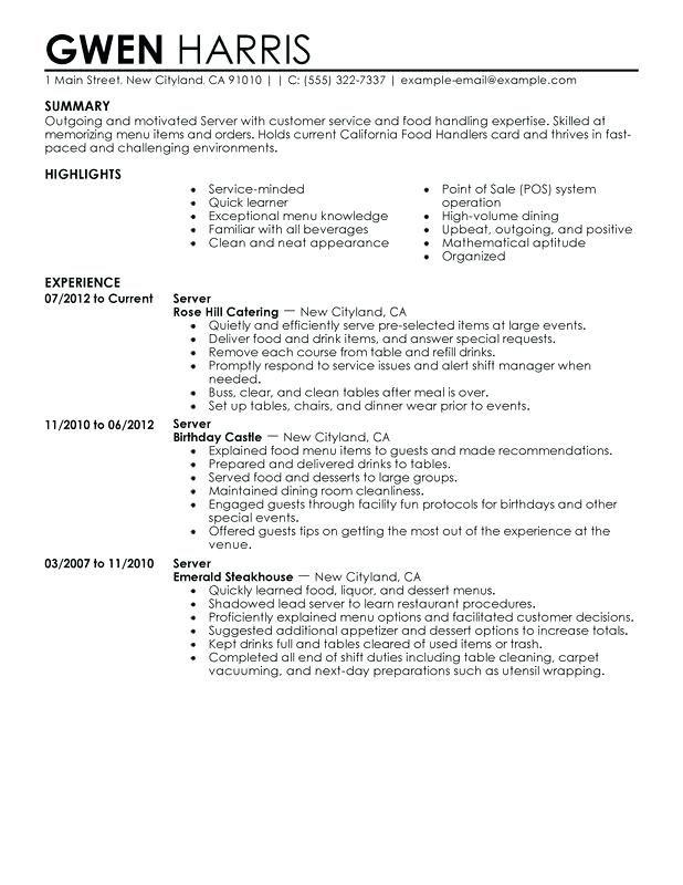 Resume Format Bullet Points #bullet #format #points #resume Resume