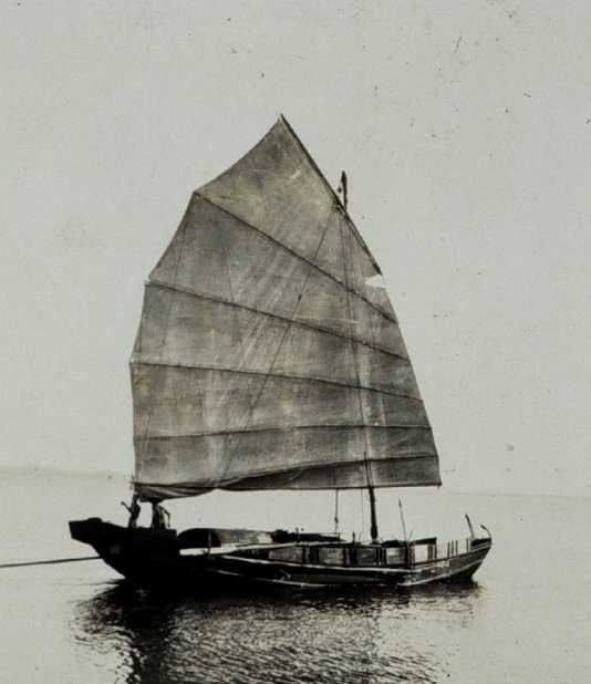 Jo Lee goes to live with Fourth Uncle, his father's brother, in a fishing village in California. They journey out on a sampan, a type of boat originating from China, every day to fish and collect shrimp.