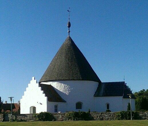 Nyker rundkirke Bornholm