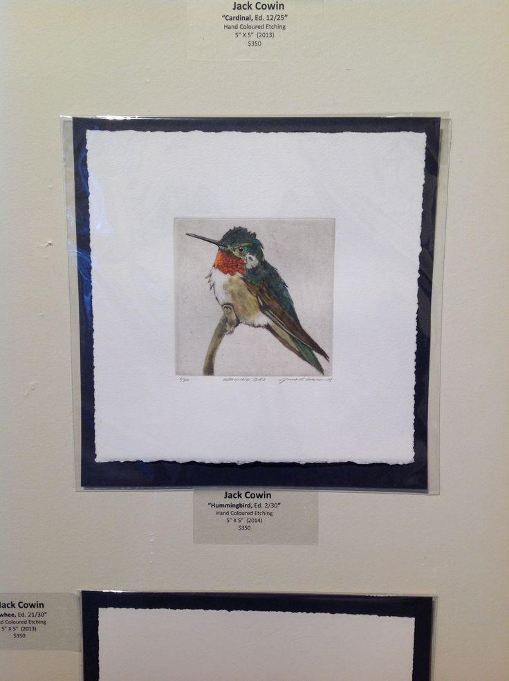 "Jack Cowin - ""Hummingbird"""