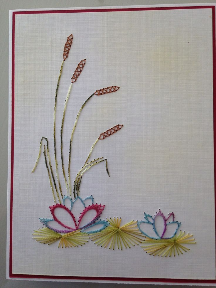 Pin by lynne piasecki on paper embroidery pinterest